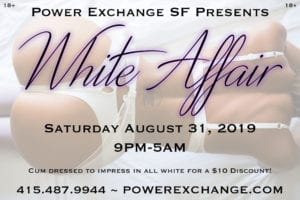 The White Affair @ Power Exchange | San Francisco | California | United States